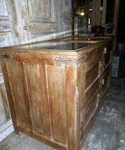 Antique display case counter-4