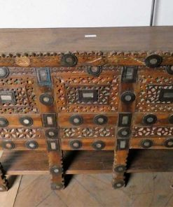 Wooden cabinet-1