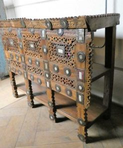Wooden cabinet-5