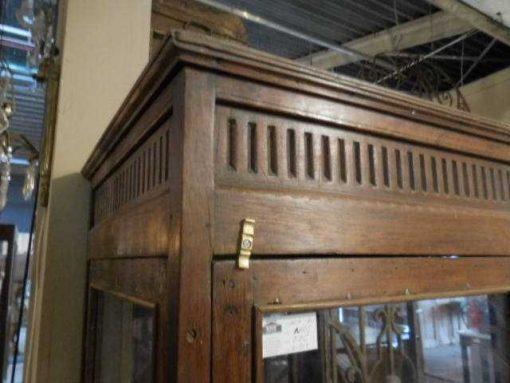 Antique display case-3