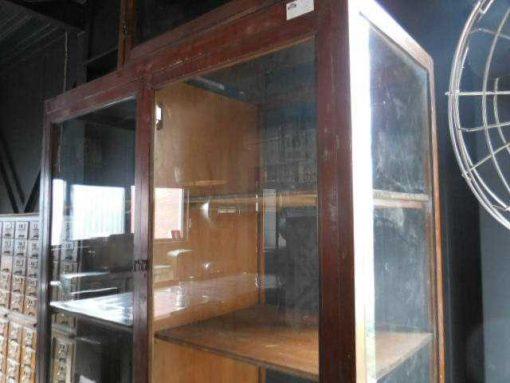 Antique display case-2