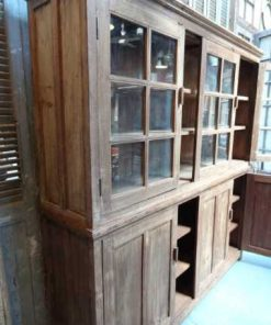 Bookcase display cabinet-5