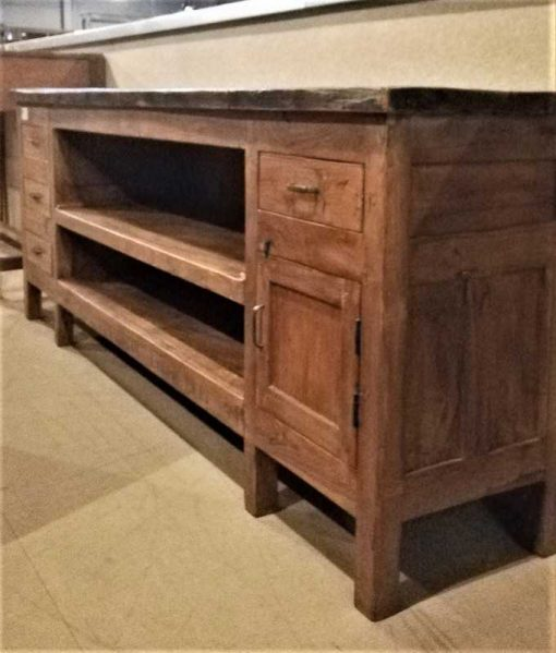 Antique sideboard / TV cabinet-3