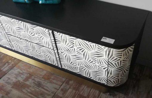 White Low Dresser-1