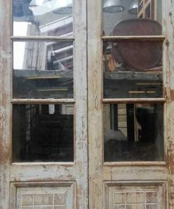 Antique double doors-2