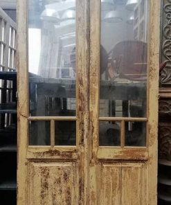 Antique double doors-1