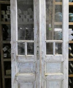 Antique double door-1