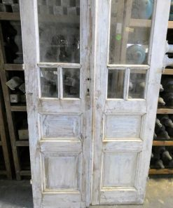 Antique double door-2