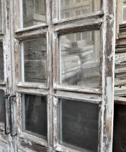 Antique double glazed doors-2
