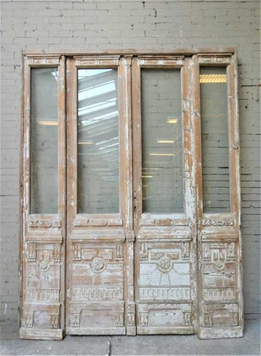 Antique orangery doors-1