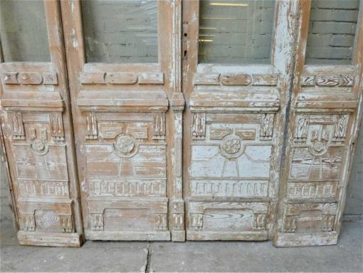 Antique orangery doors-3