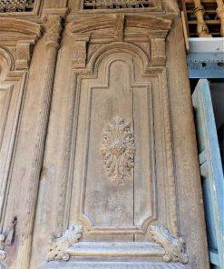 Grote antieke deur hxb 485x264 cm-2