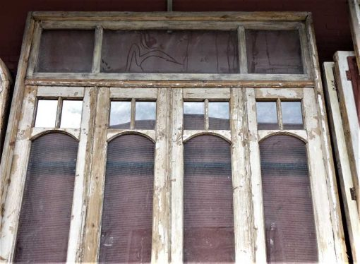 Antique orangery/ 4-stroke doors-2