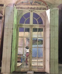 Antique windows-1