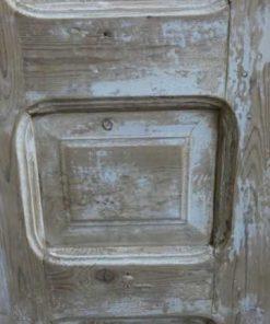 Vintage dubbele paneel deuren / loft deuren hxb 217x94 cm-4