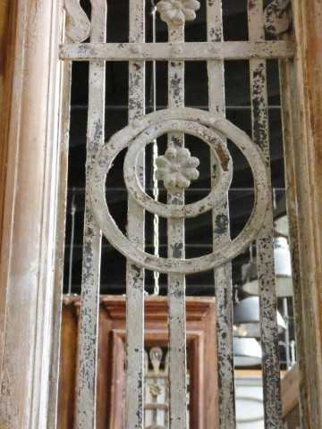 Antique French door-3