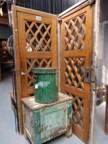 Old elevator doors-1
