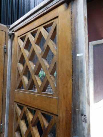 Old elevator doors-3