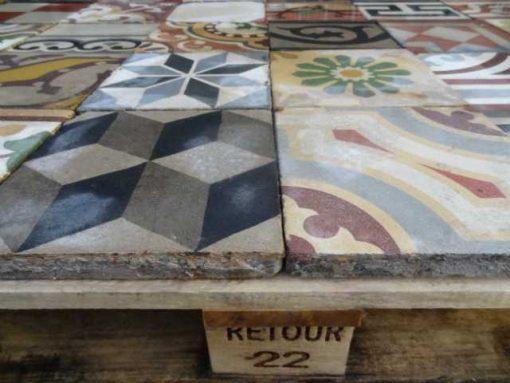 Cement tiles mix-3