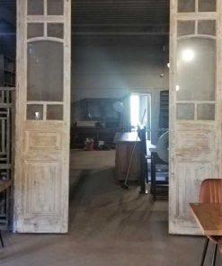 Antike Orangerie-Tür / 4-Takt-Türen-1