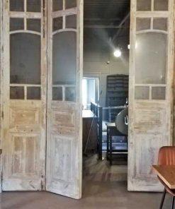 Antike Orangerie-Tür / 4-Takt-Türen-2