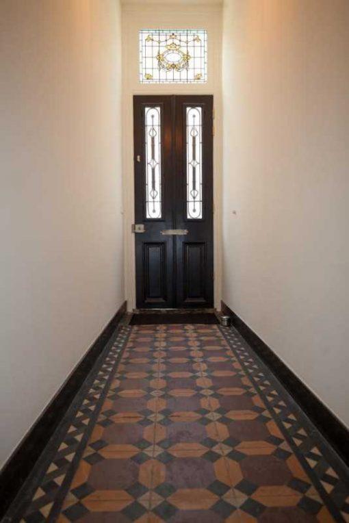 Antique French front door-1