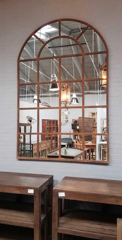 Stalraam spiegel hxb 210x140 cm-1