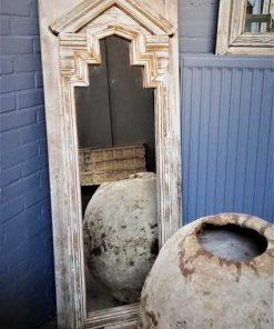 Spiegel in houten lijst-2