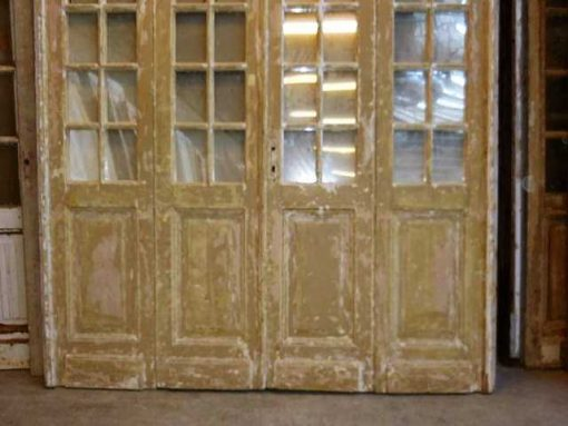 Antique orangery / 4-stroke doors with mirrors-3