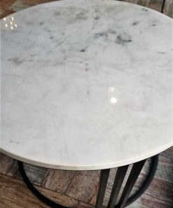 Round coffee table-3