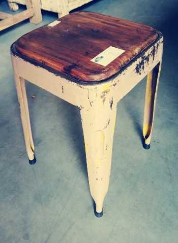 Vintage stools / sidetable-1