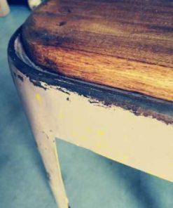 Vintage stools / sidetable-3