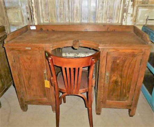 Vintage barber / hairdresser's furniture
