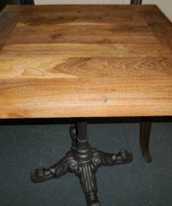 Square bistro table-2