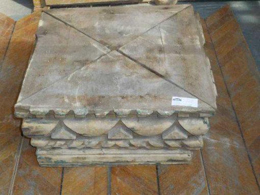 Antiker Couchtisch-1