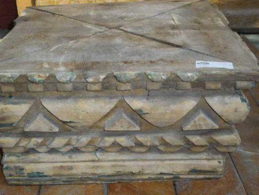 Antiker Couchtisch-2