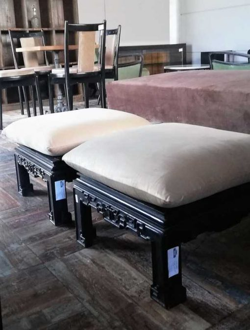 Antique 5-piece chinese sitting area-3