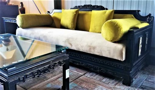Antique 5-piece chinese sitting area-4