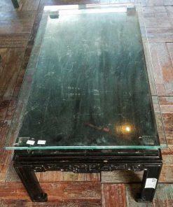 Antike 5-teilige chinesische Sitzecke-5