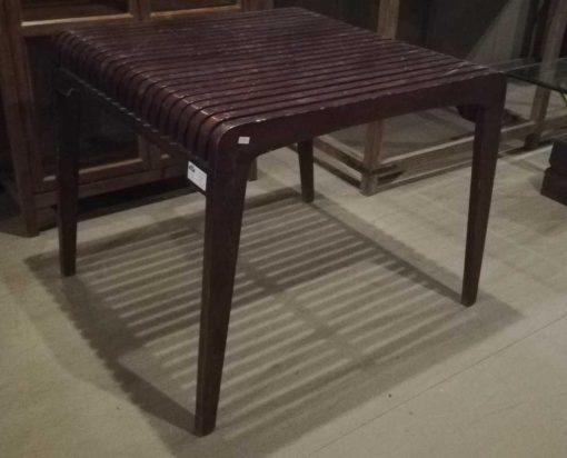 Vintage Vierkanten Tafel-1