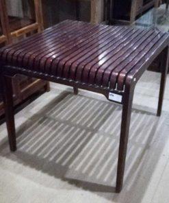 Vintage Vierkanten Tafel-3