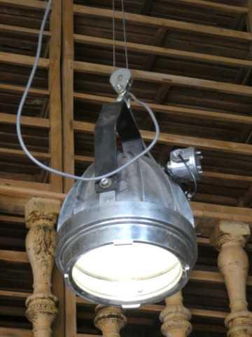 Industrial hanging lamp-2