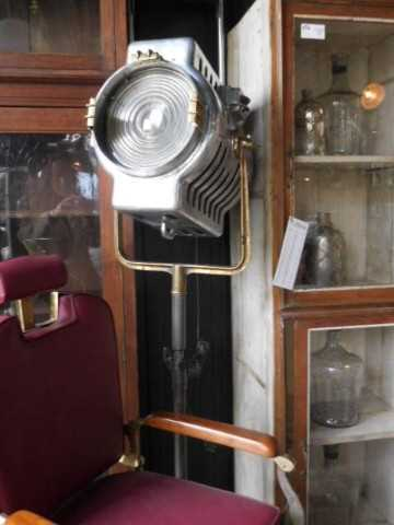 Refurbished industrial antique lamp-1