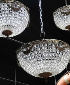 Round ceiling lamps-1