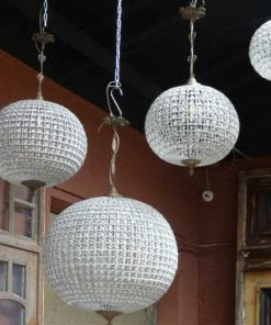 Round hanging lamp in 4 sizes-1