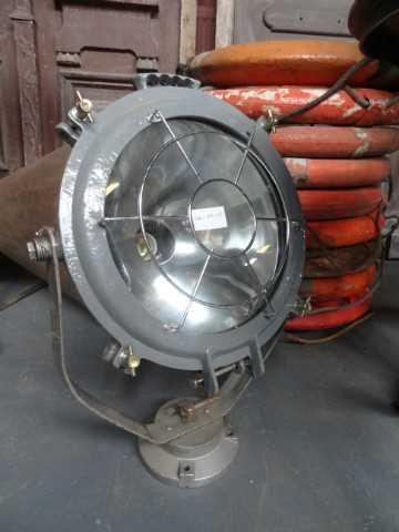 Ship searchlight small model-1