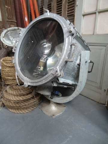 Ship searchlight medium size-1