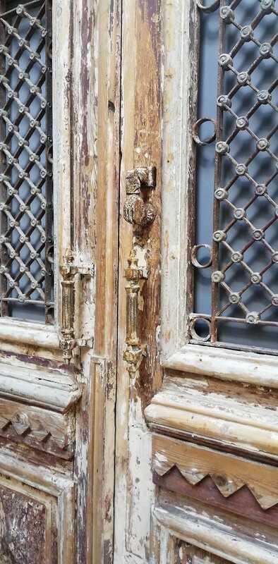 Antique Exterior Door-4