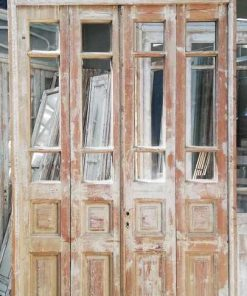 Antique 4-stroke Doors / Orangery Door With Glass-1