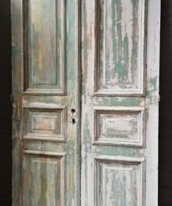 Antique Double Panel Door-1